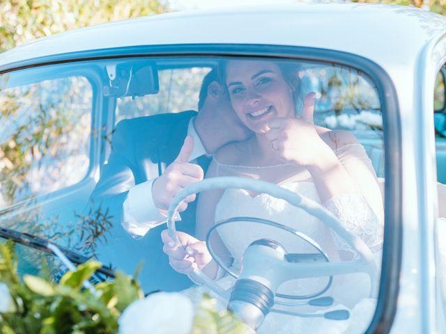 Il matrimonio di Gennaro e Anastasia a Procida, Napoli 58
