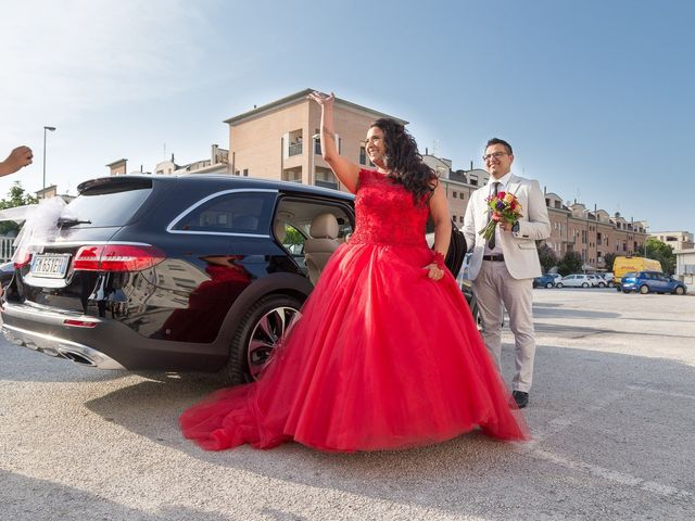 Il matrimonio di Carmine e Elisa a Ancona, Ancona 15