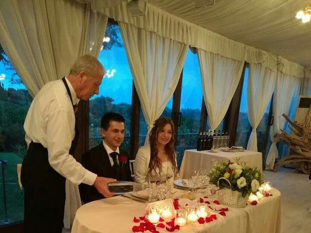 Il matrimonio di Serhii e Eleonora a Roccantica, Rieti 4