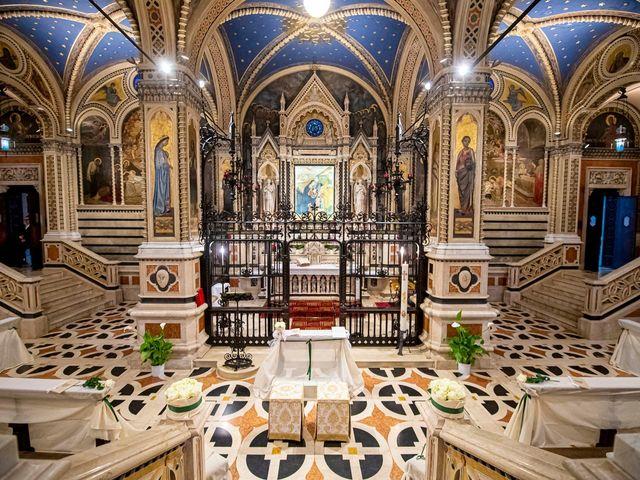 Il matrimonio di Andrea e Marzia a Brescia, Brescia 14