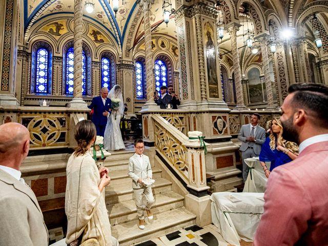 Il matrimonio di Andrea e Marzia a Brescia, Brescia 18
