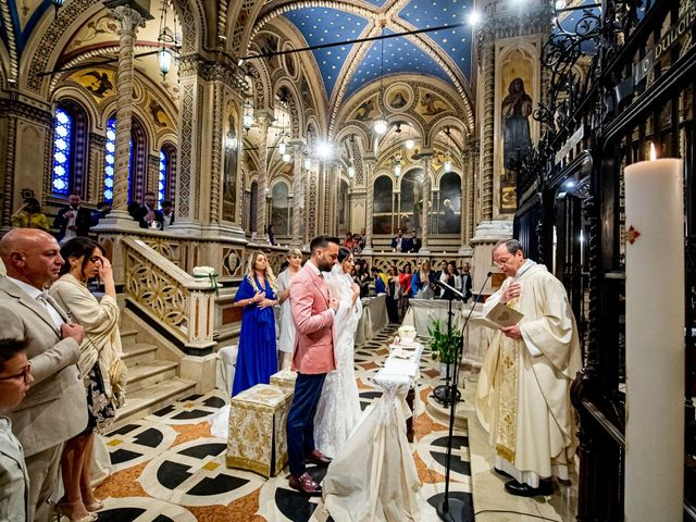 Il matrimonio di Andrea e Marzia a Brescia, Brescia 20