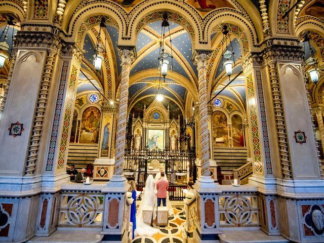 Il matrimonio di Andrea e Marzia a Brescia, Brescia 23