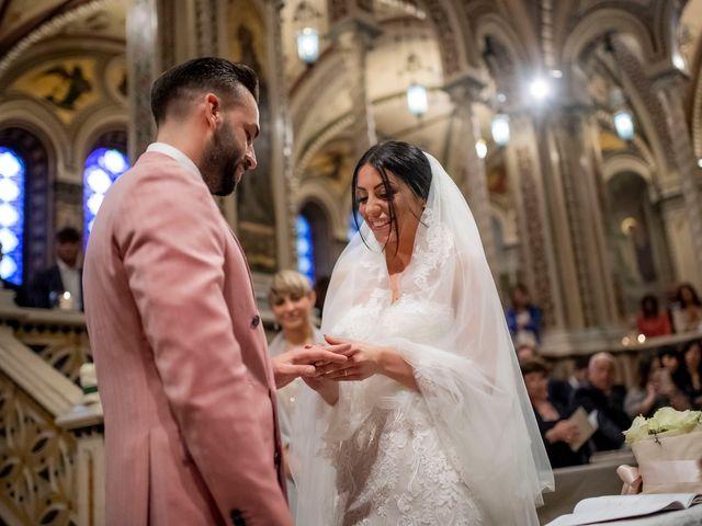 Il matrimonio di Andrea e Marzia a Brescia, Brescia 27