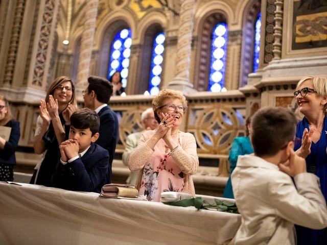 Il matrimonio di Andrea e Marzia a Brescia, Brescia 29