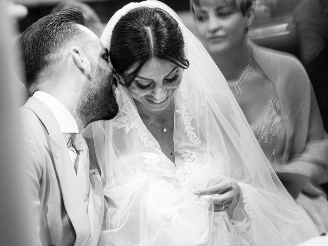 Il matrimonio di Andrea e Marzia a Brescia, Brescia 31