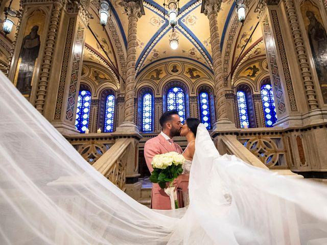 Il matrimonio di Andrea e Marzia a Brescia, Brescia 33