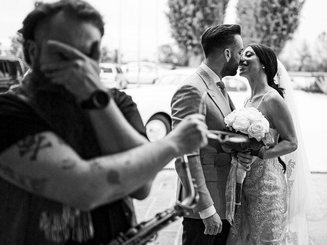 Il matrimonio di Andrea e Marzia a Brescia, Brescia 45