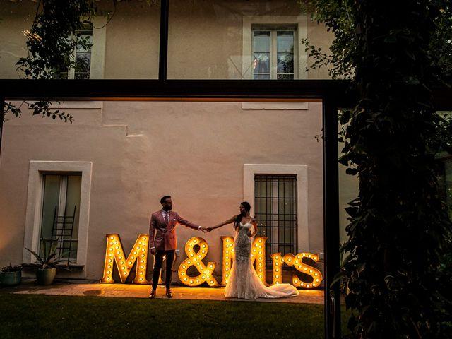 Il matrimonio di Andrea e Marzia a Brescia, Brescia 53