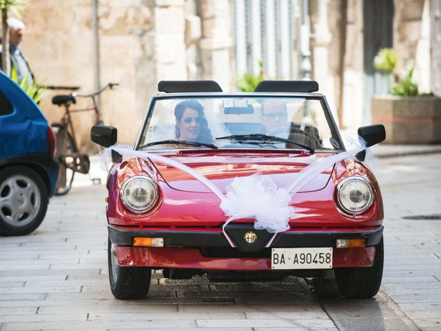 Il matrimonio di Stefano e Alina a Fasano, Brindisi 8