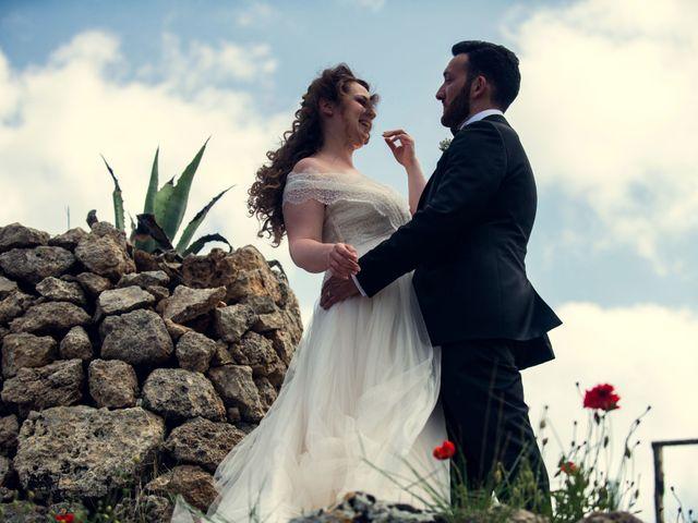 Il matrimonio di Stefano e Alina a Fasano, Brindisi 22