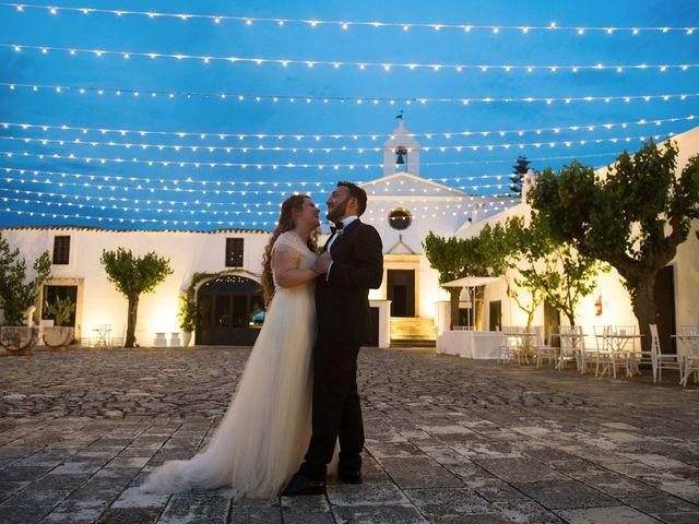 Le nozze di Alina e Stefano