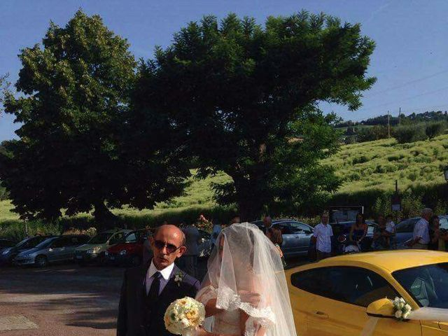 Il matrimonio di Nicola e Chiara a Montescudo, Rimini 2