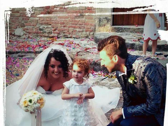 Il matrimonio di Nicola e Chiara a Montescudo, Rimini 4