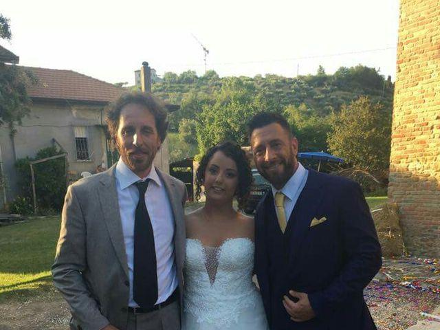 Il matrimonio di Nicola e Chiara a Montescudo, Rimini 6