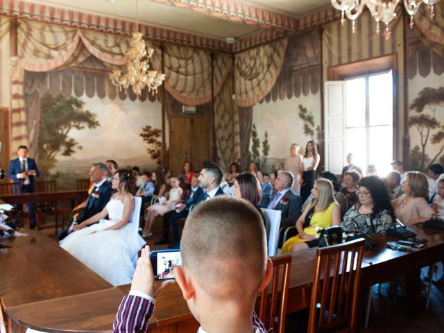 Il matrimonio di Giuseppe e Chiara a Modena, Modena 29