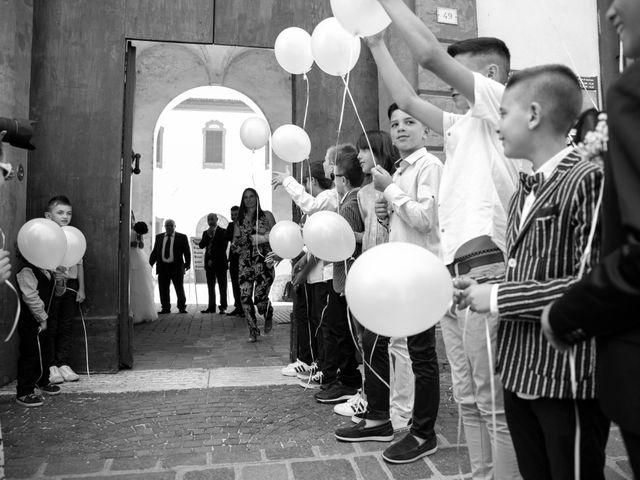 Il matrimonio di Giuseppe e Chiara a Modena, Modena 57