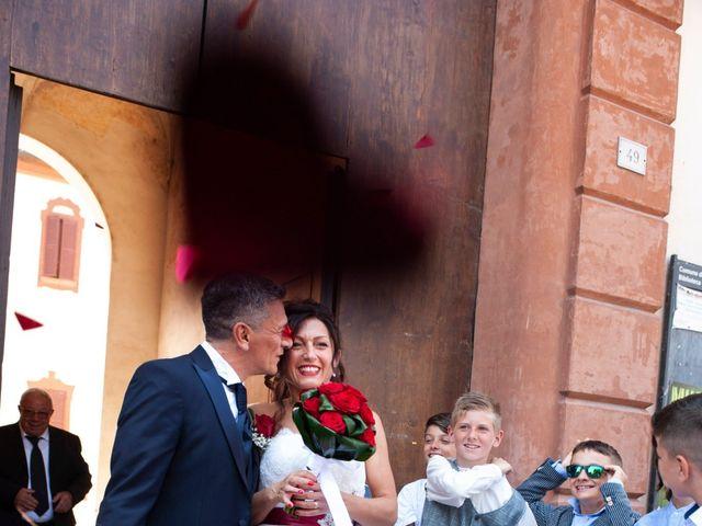 Il matrimonio di Giuseppe e Chiara a Modena, Modena 1