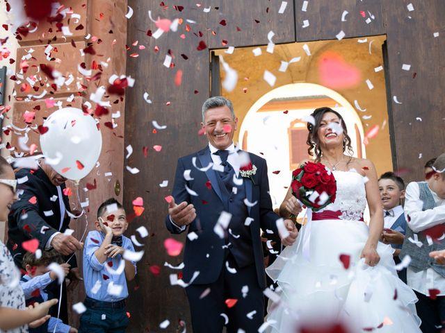 Il matrimonio di Giuseppe e Chiara a Modena, Modena 61
