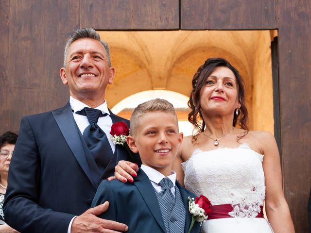 Il matrimonio di Giuseppe e Chiara a Modena, Modena 62