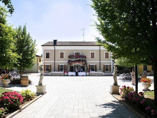 Il matrimonio di Giuseppe e Chiara a Modena, Modena 79