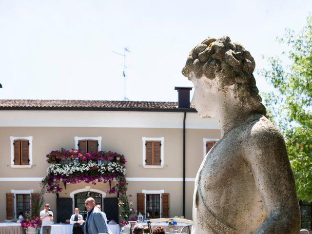 Il matrimonio di Giuseppe e Chiara a Modena, Modena 85