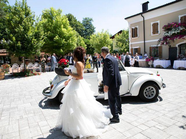 Il matrimonio di Giuseppe e Chiara a Modena, Modena 86