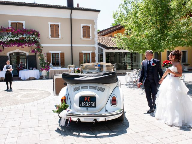 Il matrimonio di Giuseppe e Chiara a Modena, Modena 87