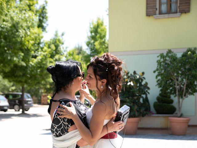 Il matrimonio di Giuseppe e Chiara a Modena, Modena 98