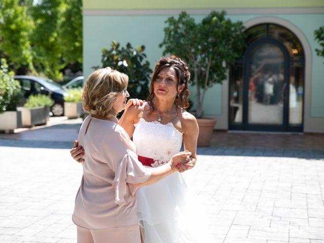 Il matrimonio di Giuseppe e Chiara a Modena, Modena 101