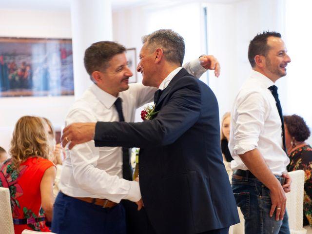 Il matrimonio di Giuseppe e Chiara a Modena, Modena 125