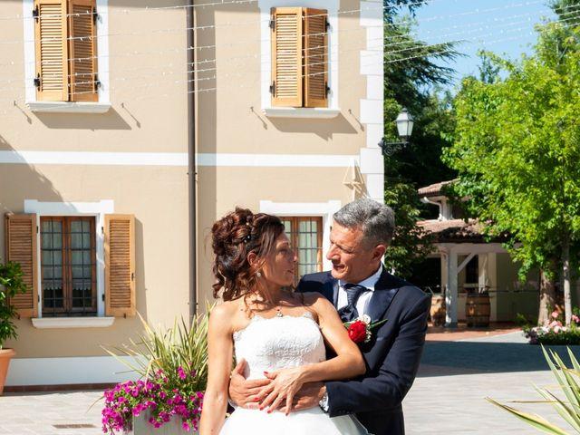 Il matrimonio di Giuseppe e Chiara a Modena, Modena 149