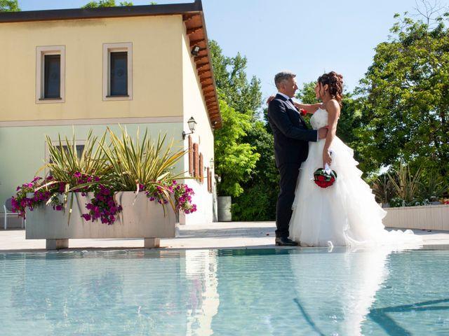 Il matrimonio di Giuseppe e Chiara a Modena, Modena 152