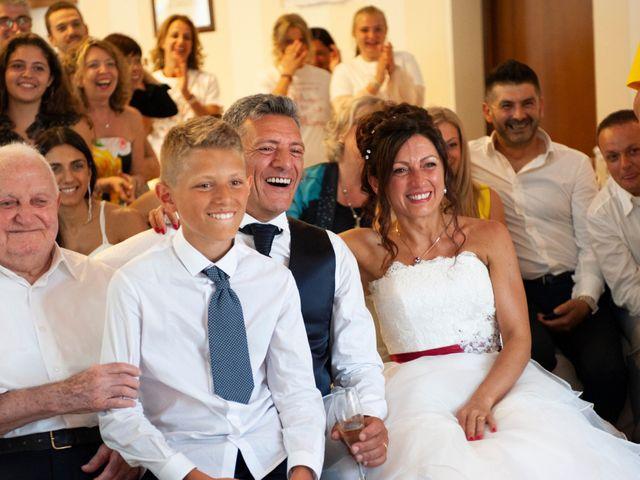 Il matrimonio di Giuseppe e Chiara a Modena, Modena 173