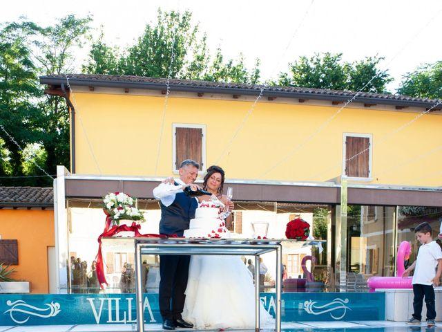 Il matrimonio di Giuseppe e Chiara a Modena, Modena 180