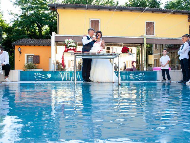 Il matrimonio di Giuseppe e Chiara a Modena, Modena 181