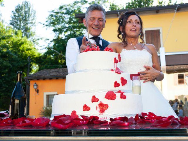 Il matrimonio di Giuseppe e Chiara a Modena, Modena 184