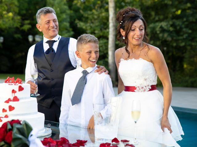 Il matrimonio di Giuseppe e Chiara a Modena, Modena 187
