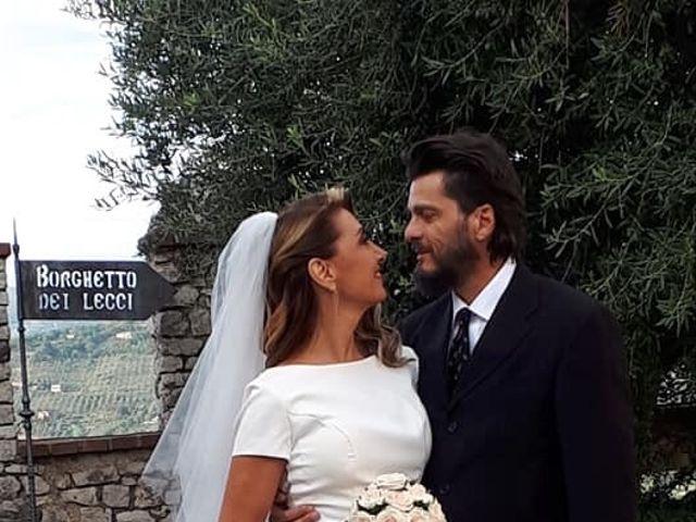 Il matrimonio di Gianfranco  e Ilaria a Nerola, Roma 1