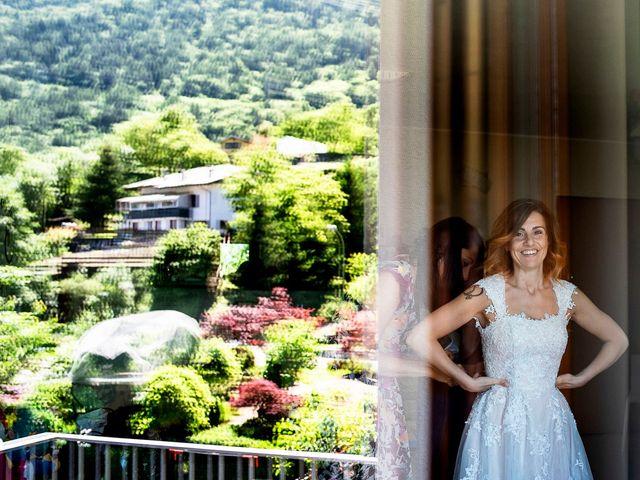 Il matrimonio di Alessandro e Michaela a Villa di Tirano, Sondrio 18