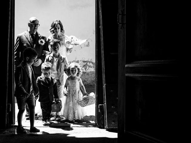 Il matrimonio di Alessandro e Michaela a Villa di Tirano, Sondrio 25