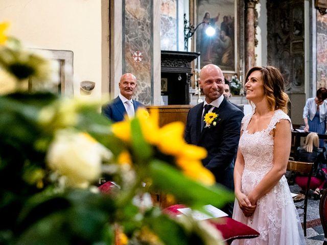 Il matrimonio di Alessandro e Michaela a Villa di Tirano, Sondrio 26