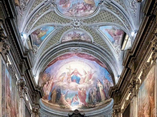 Il matrimonio di Alessandro e Michaela a Villa di Tirano, Sondrio 27