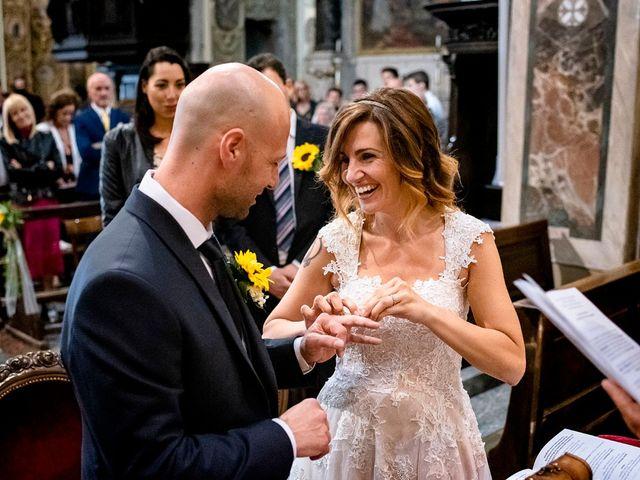 Il matrimonio di Alessandro e Michaela a Villa di Tirano, Sondrio 28