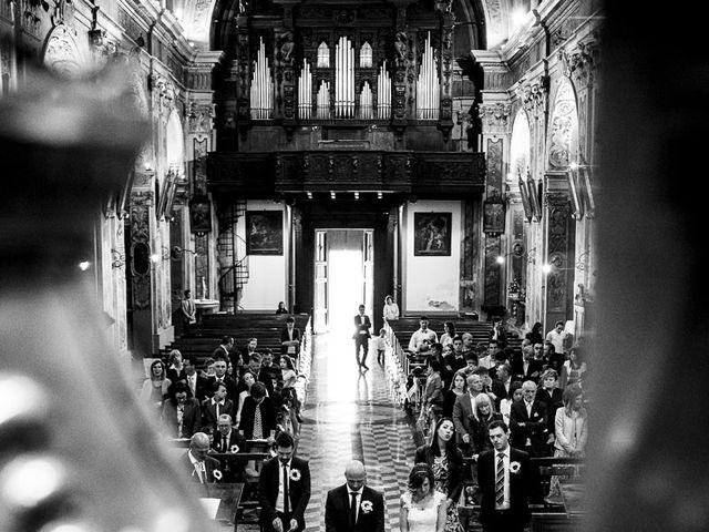 Il matrimonio di Alessandro e Michaela a Villa di Tirano, Sondrio 29