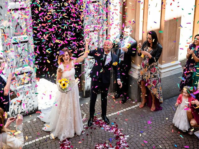 Il matrimonio di Alessandro e Michaela a Villa di Tirano, Sondrio 30