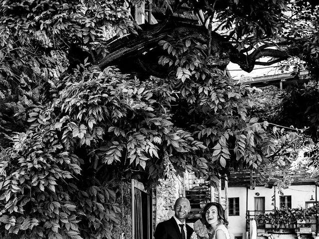 Il matrimonio di Alessandro e Michaela a Villa di Tirano, Sondrio 34