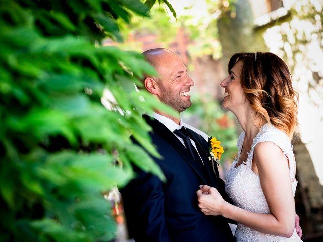 Il matrimonio di Alessandro e Michaela a Villa di Tirano, Sondrio 35