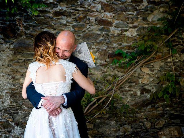 Il matrimonio di Alessandro e Michaela a Villa di Tirano, Sondrio 36