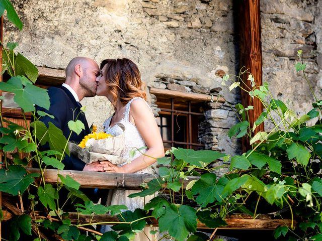 Il matrimonio di Alessandro e Michaela a Villa di Tirano, Sondrio 37